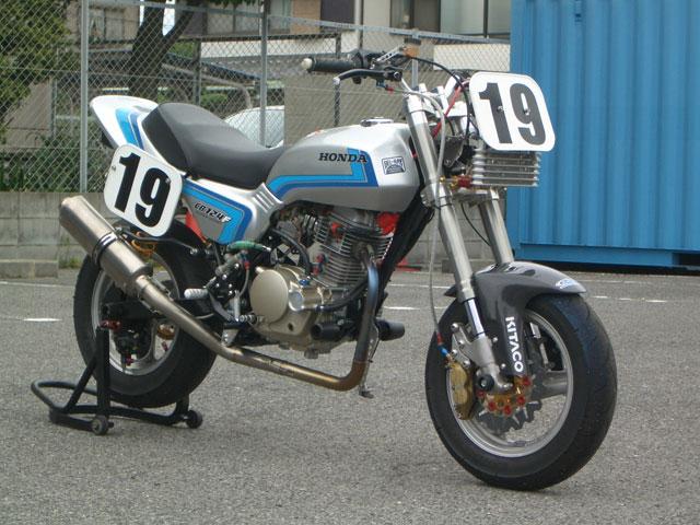 Spencer Replica Honda_10