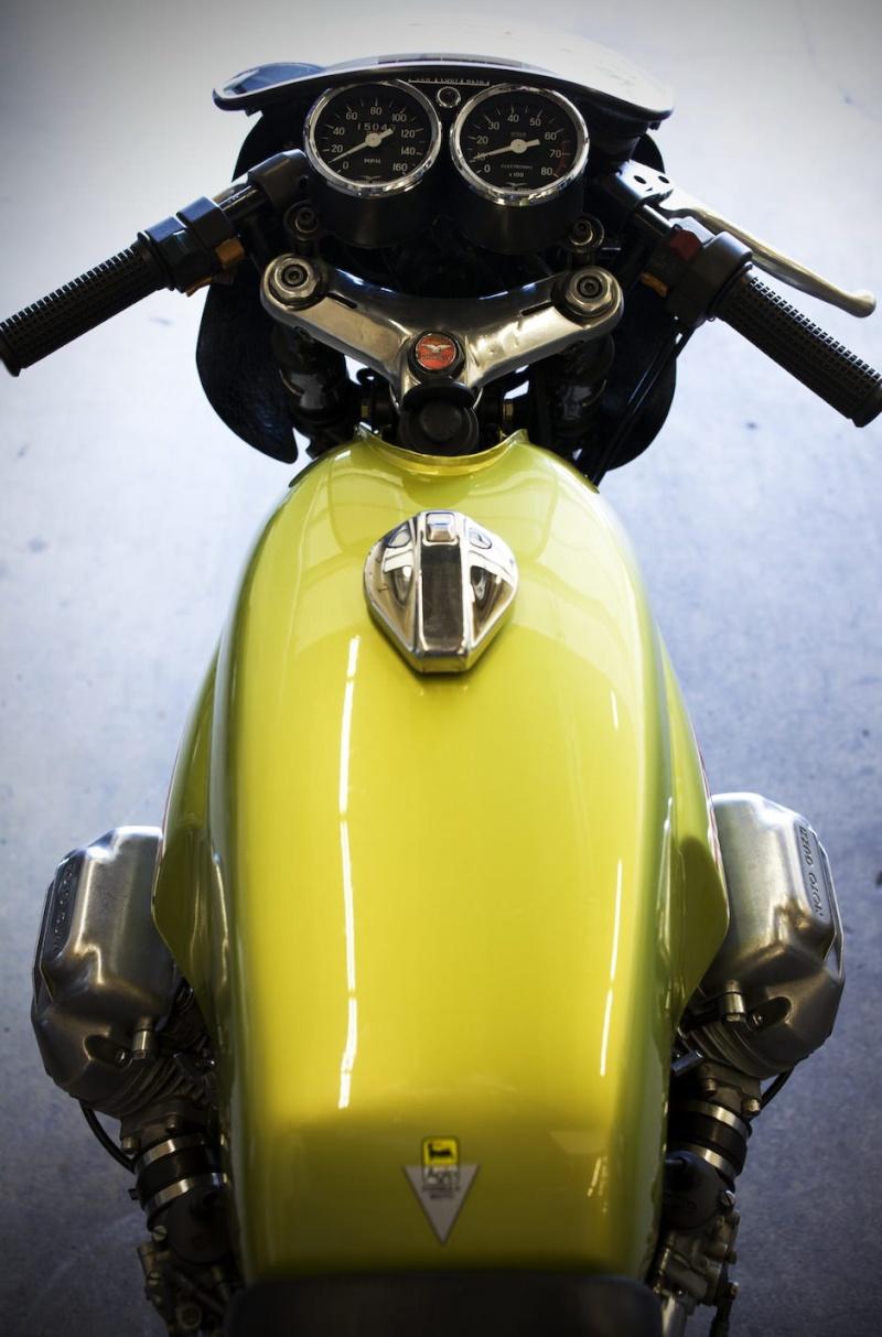 Guzzi... juste l'essentiel des Café Racer - Page 39 Moto-g13
