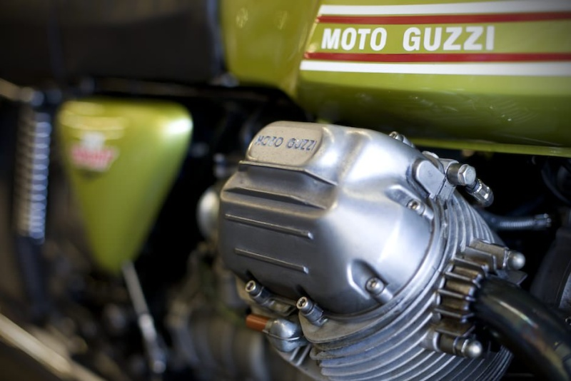 Guzzi... juste l'essentiel des Café Racer - Page 39 Moto-g14