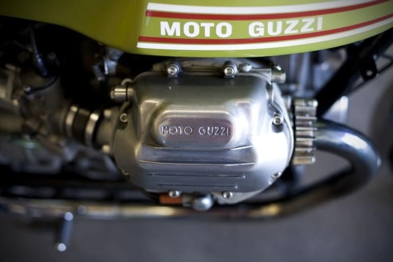 Guzzi... juste l'essentiel des Café Racer - Page 39 Moto-g15