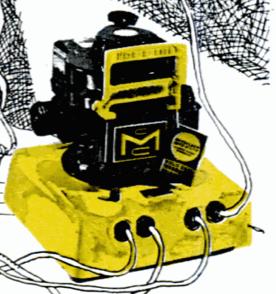 Cox Bumblebee Generator Mini_m10