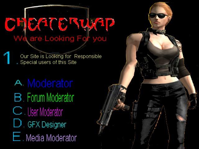 Cheaterwap | Xtreme The Next Generation - Home Black10