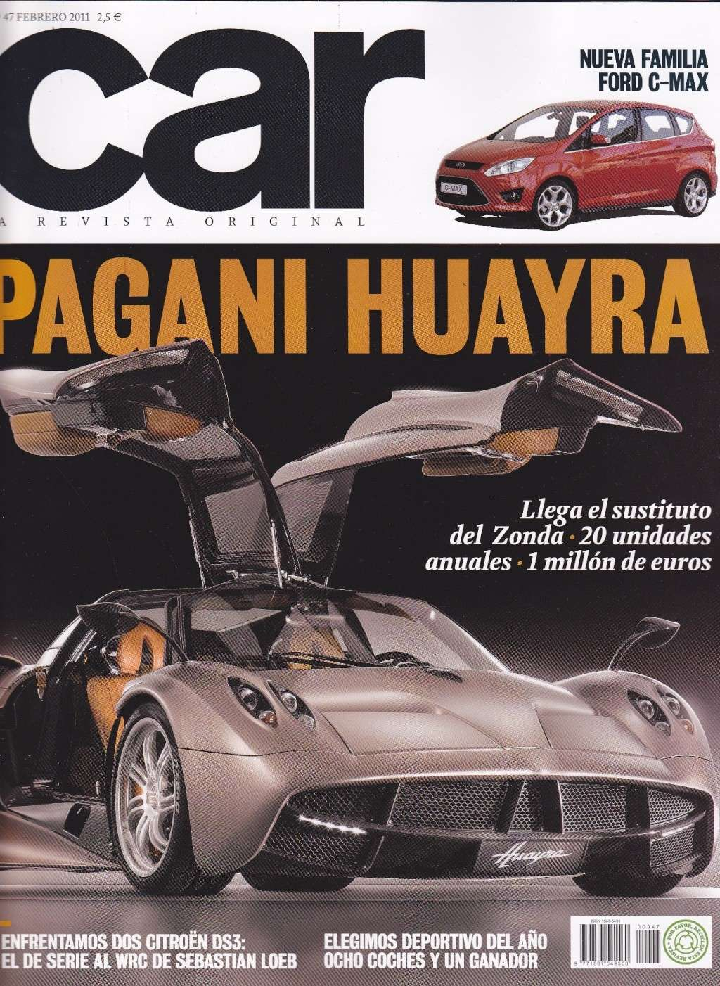 2010 - [Pagani] Huayra C9 - Page 4 Huayra12