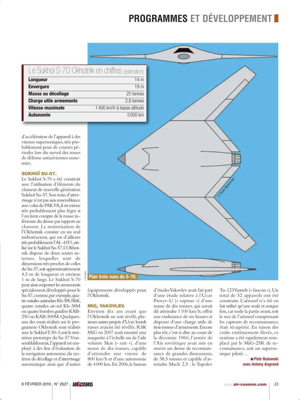 "S-70 ""Okhotnik"" UCAV - Page 3 Bada1910"