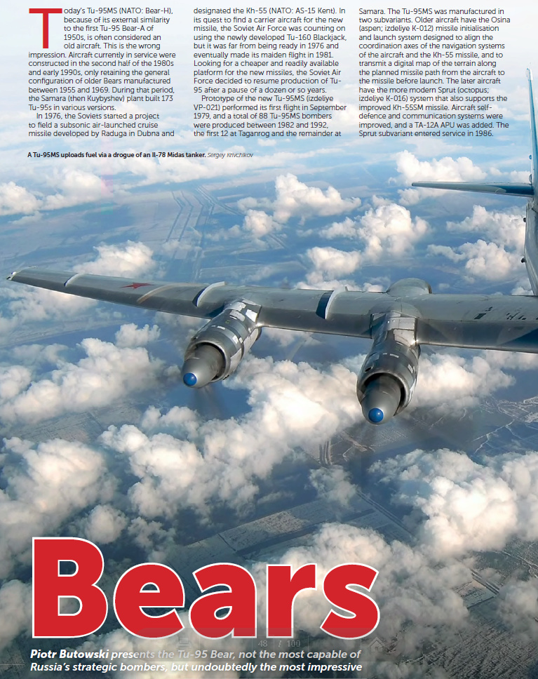 Tu-160 and Tu-95MS ( Blackjack and Bears ) - Page 34 Bears-11