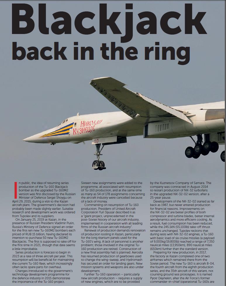 """Tu-160 """"White Swan"""" - Page 29 Blackj10"""