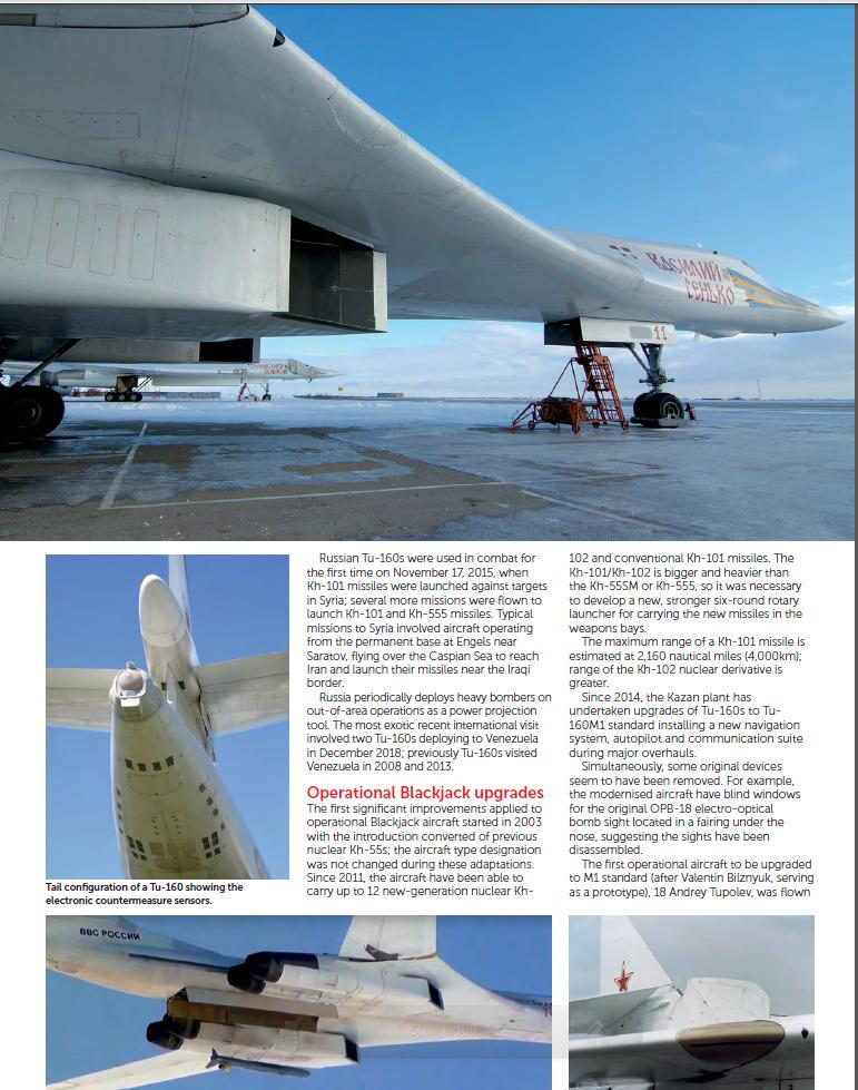 """Tu-160 """"White Swan"""" - Page 29 Blackj12"""