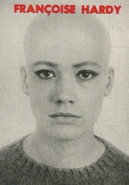 Les coiffures de Françoise Hardy - Page 3 Chauf10