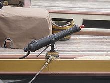 Le Machault, projet de poste de combat avec pierriers 220px-10