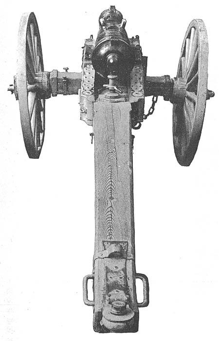 Canon de campagne de l'époque victorienne Artill10
