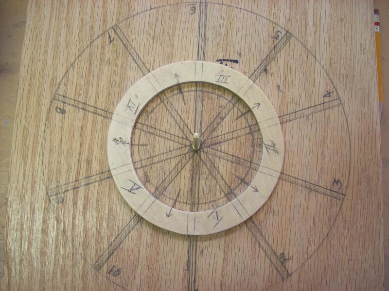 Fabrication d'une roue d'affût de campagne en 7 photos Dscn5421