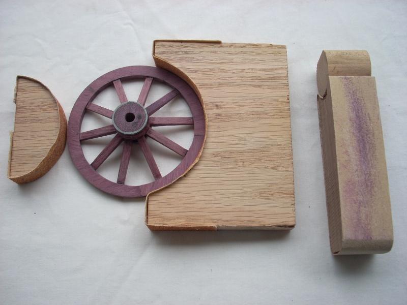 Fabrication d'une roue d'affût de campagne en 7 photos Dscn5422