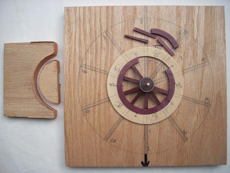 Fabrication d'une roue d'affût de campagne en 7 photos Dscn5423