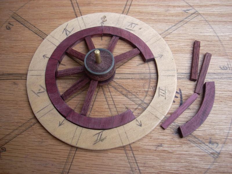 Fabrication d'une roue d'affût de campagne en 7 photos Dscn5425