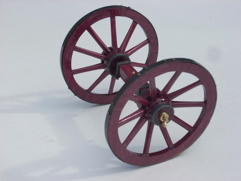 Fabrication d'une roue d'affût de campagne en 7 photos Dscn5428
