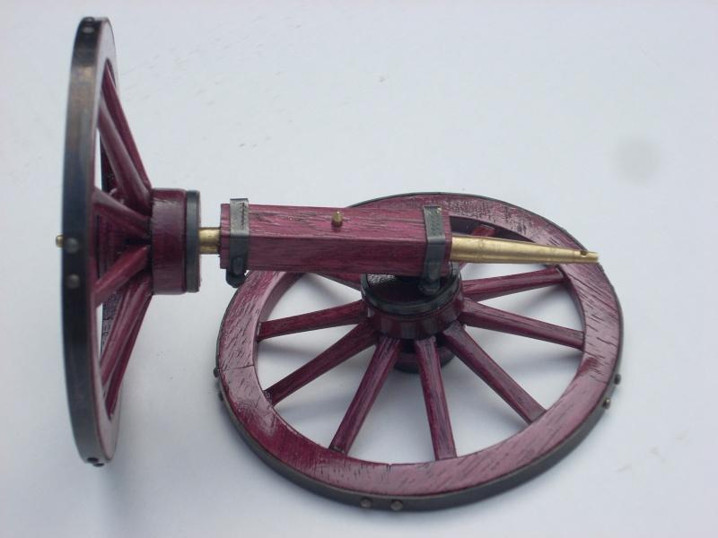 Fabrication d'une roue d'affût de campagne en 7 photos Dscn5430