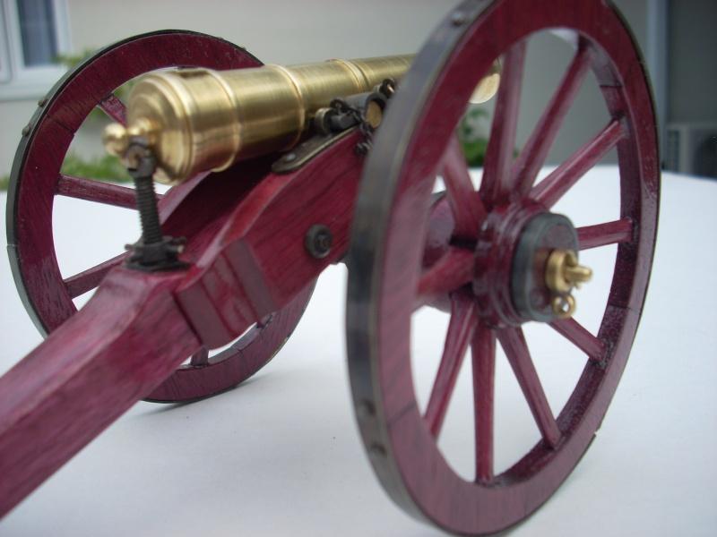 Fabrication d'une roue d'affût de campagne en 7 photos Dscn5510