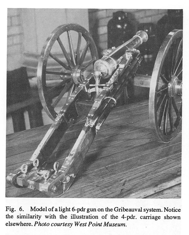 Canon de campagne de l'époque victorienne - Page 4 Gribea11