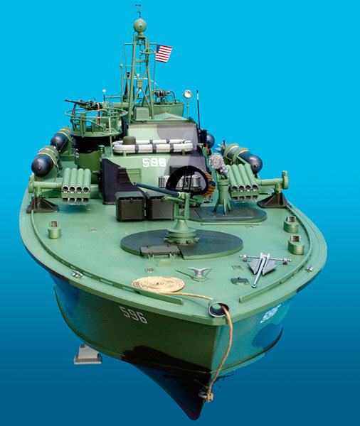 PT Boat ELCO 80 d'Italeri  1/35° par mutti Elco8010