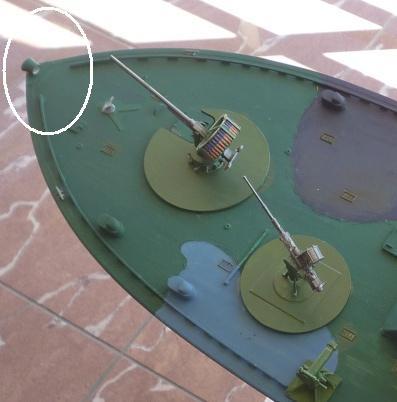 PT Boat ELCO 80 d'Italeri  1/35° par mutti Elco_110