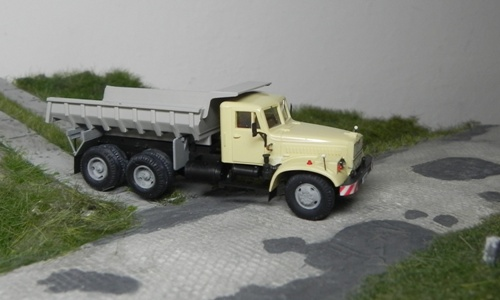 KRAZ Muldenkipper Forum310