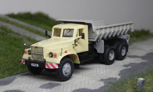 KRAZ Muldenkipper Forum511