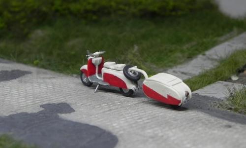 """Motorroller SR59 """"Berlin"""" Forum710"""