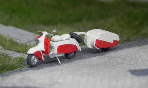 """Motorroller SR59 """"Berlin"""" Forum810"""