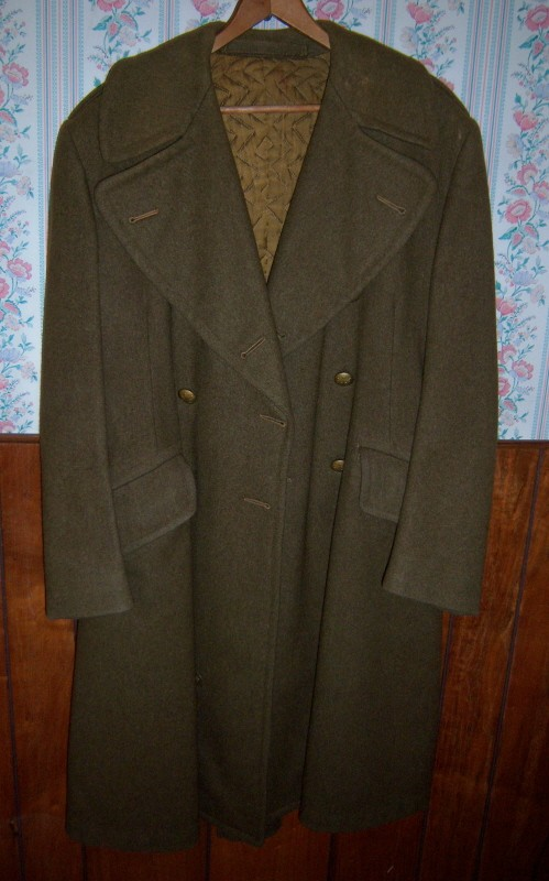 Greatcoat Greatc20