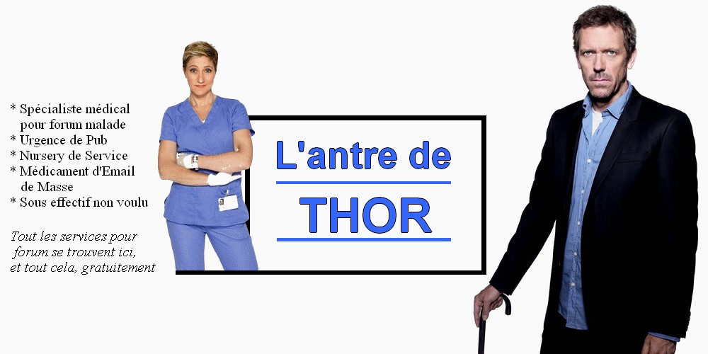 L'Antre de Thor  Bann10