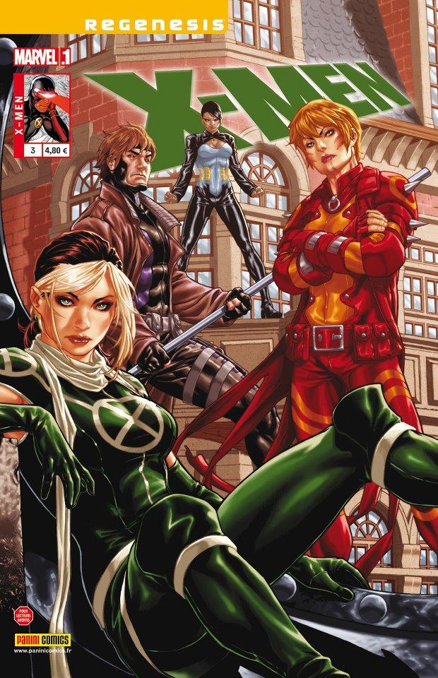 X-Men (vol.3) [Mensuel] 21548610