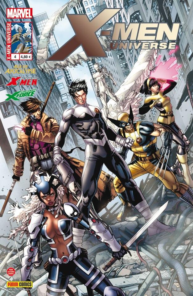 X-Men Universe (vol.3) [Mensuel] 25114310