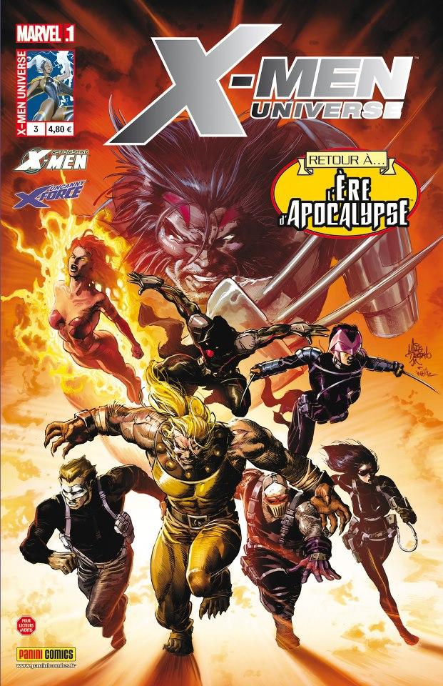 X-Men Universe (vol.3) [Mensuel] 25522210