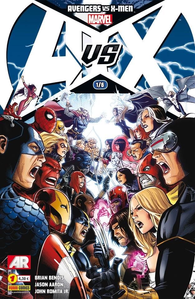 Avengers vs X-Men [Mensuel] 38880510