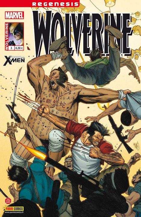 Wolverine (vol.3) [Mensuel] 42357210