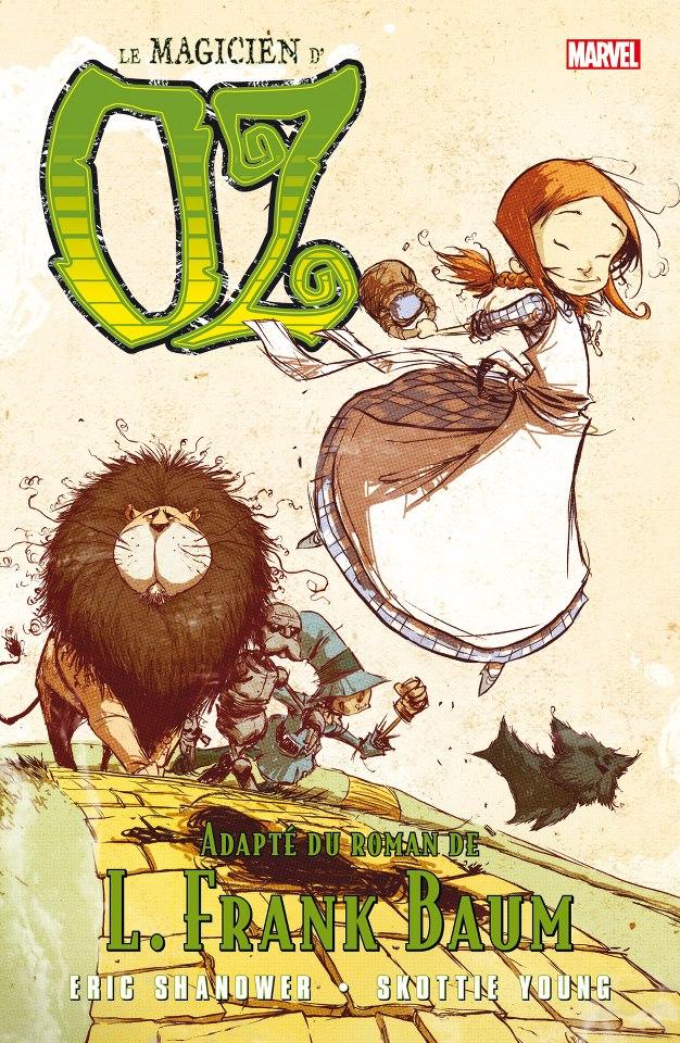 Le Magicien d'Oz [Marvel Hors Collection] 52283210