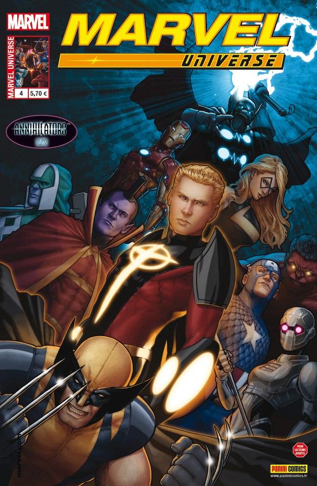 Marvel Universe (vol.2) [Bimestriel] 52438310