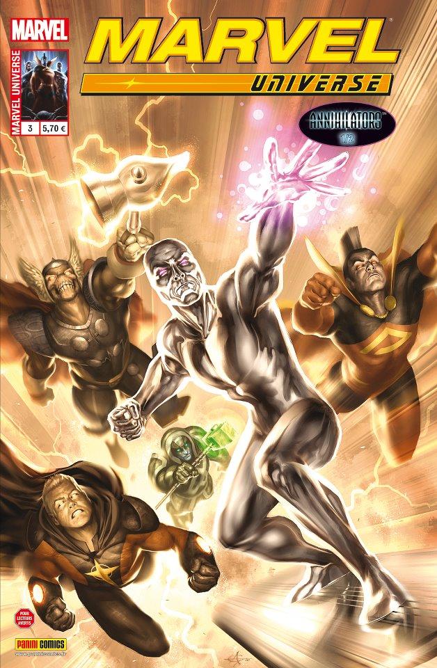 Marvel Universe (vol.2) [Bimestriel] 55558310