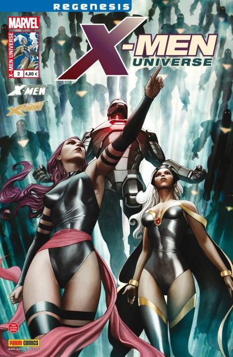 X-Men Universe (vol.3) [Mensuel] 55826110