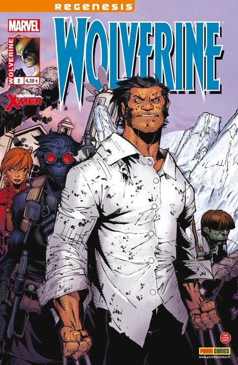 Wolverine (vol.3) [Mensuel] 55924910