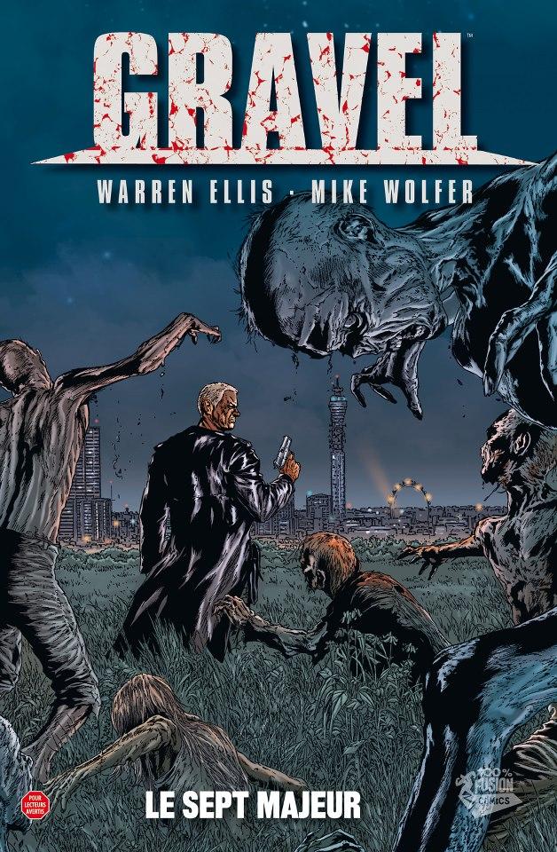 Gravel [Fusion Comics] 60233810