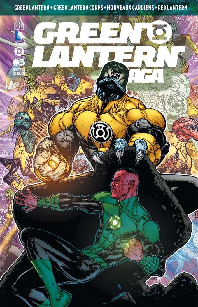 Green Lantern Saga [Mensuel] Mag-gr10