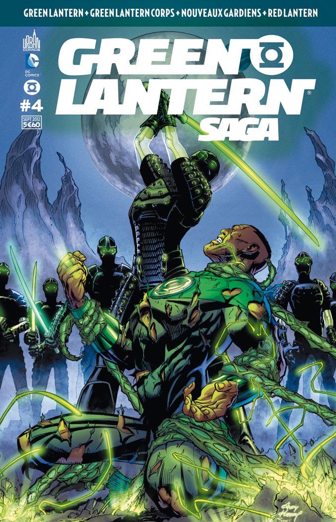 Green Lantern Saga [Mensuel] Mag-gr11