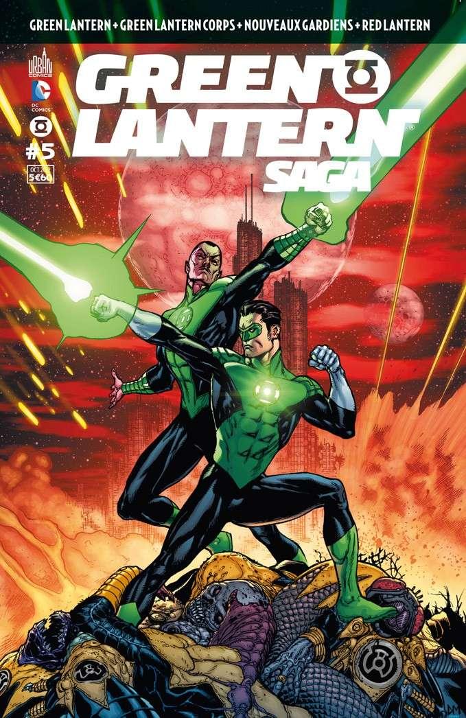 Green Lantern Saga [Mensuel] Mag-gr12