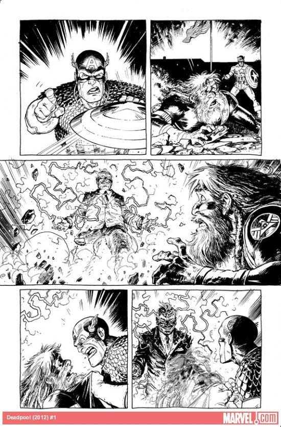 Deadpool #1-6 [Nouvelle série] News_i34