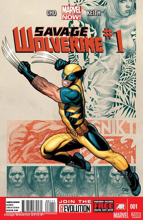 Savage Wolverine #1-5 [Nouvelle série] News_i70