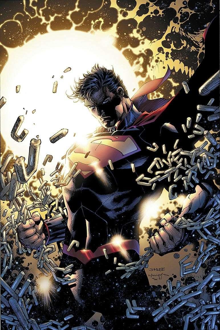 Superman Unchained [Mini-Série] News_i75