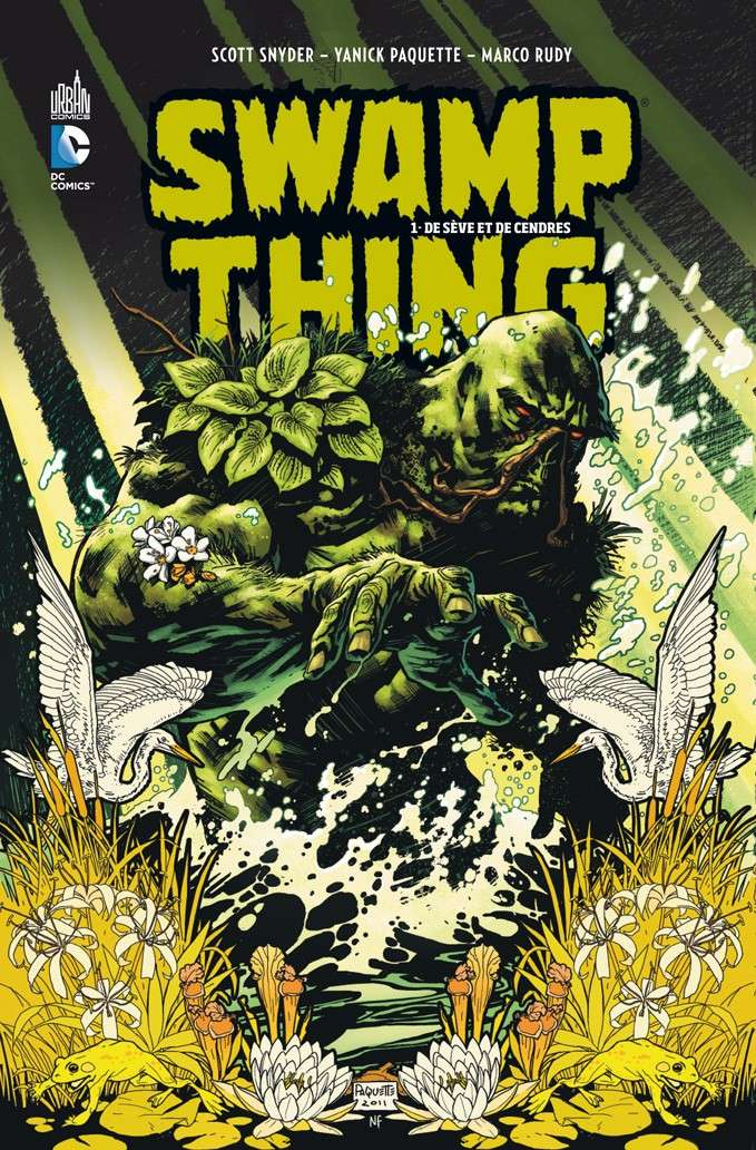 Swamp Thing [DC Renaissance] Swampt10