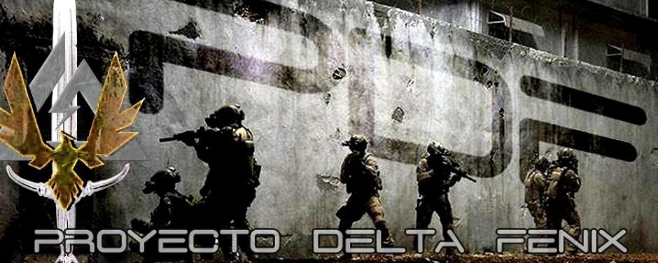Proyecto Delta Fenix