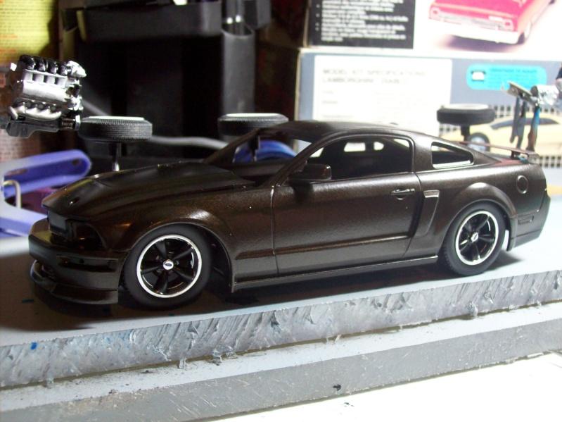Mustang 2006 Voitur12